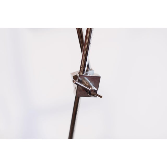 1970's Italian Modern Swing Arm Sconce - Image 7 of 7