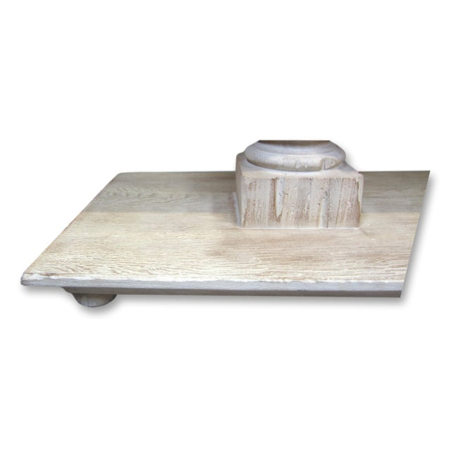 Modern History Console Table For Sale - Image 4 of 9