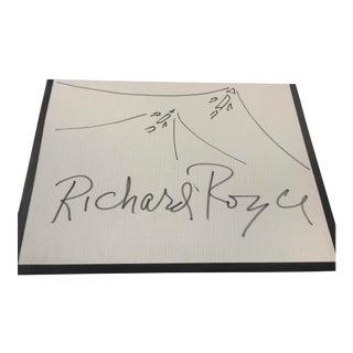 Duett by David Chamberlain & Richard Royce 10 Works Abstract Art For Sale