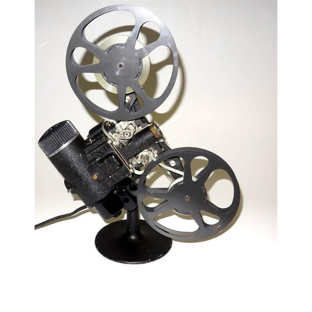 Rare First Model 16MM Cinema Movie Projector Circa 1923. Display As Sculpture. For Sale - Image 10 of 10