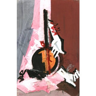 Music Abstract For Sale