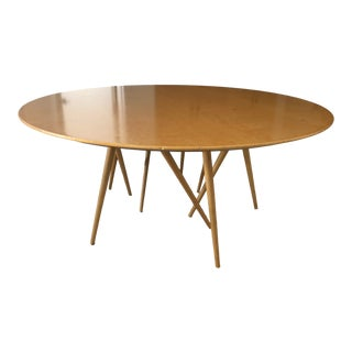 1990s Vintage Toothpick Table by Lawrence Laske for Knoll For Sale