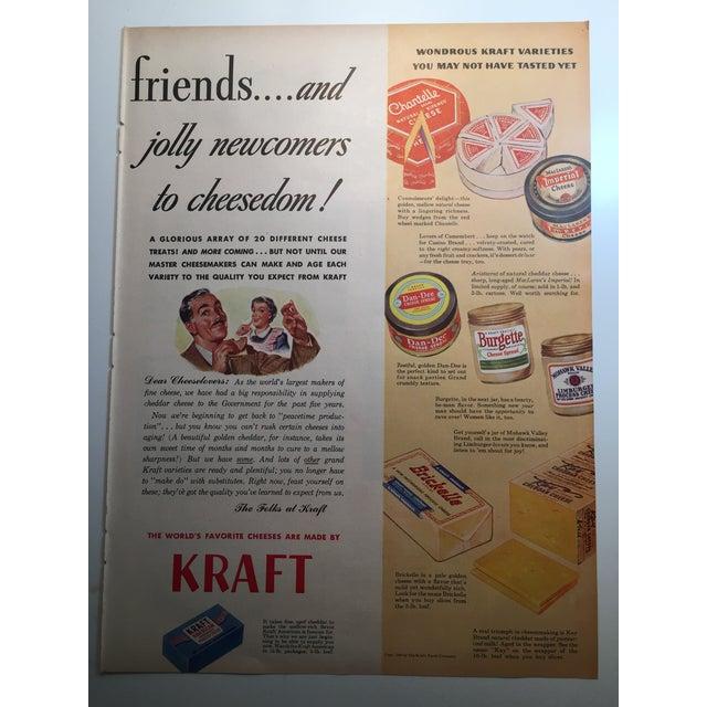 1946 Vintage Singer Sewing Ad - Image 4 of 4