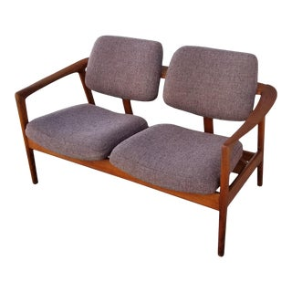 Dux Scandinavian Two Seat Sofa For Sale