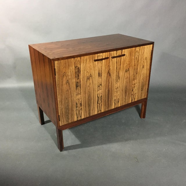 Kai Kristiansen Rosewood Cabinet, Denmark 1960s For Sale - Image 9 of 11