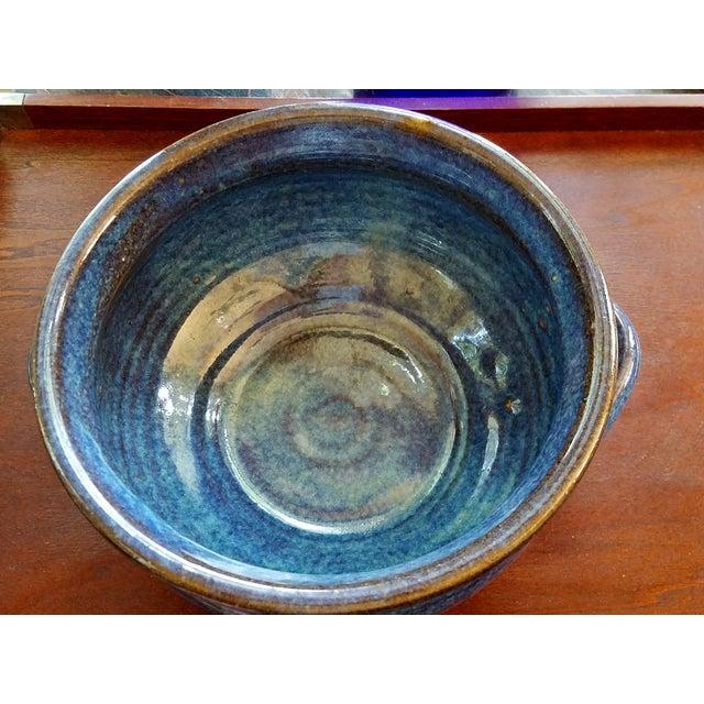 Saint Amand en Puisaye Les Bleus Bowl - Image 4 of 8