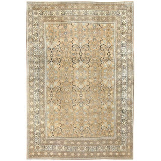 Antique Persian Khorassan Carpet - 13′1″ × 19′2″ For Sale