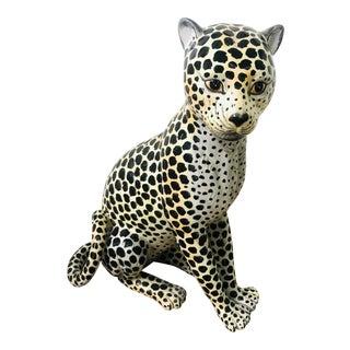 Leopard Figure For Sale