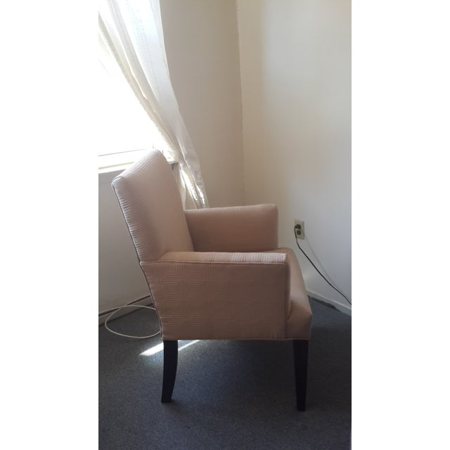 Mitchell Gold + Bob Williams Mitchell Gold + Bob Williams Anthony Chairs - Pair For Sale - Image 4 of 6