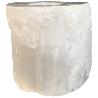 Selenite Votive Candle Holder Preview