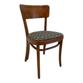 Mid-Century Thonet Bentwood Side Chair For Sale