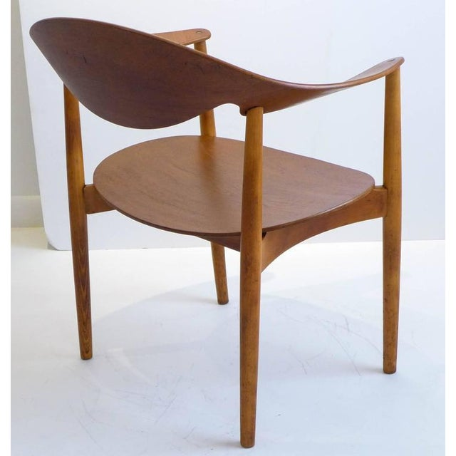Mid-Century Modern Metropolitan Chair by Madsen and Larsen For Sale - Image 3 of 7