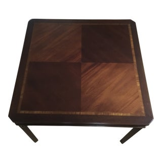 1980s Traditional Lane Dining/Game Table For Sale