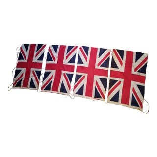 British Flag Bunting For Sale