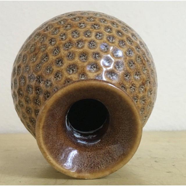 Moroccan Style Round Sienna Boho Chic Bud Vase - Image 3 of 5