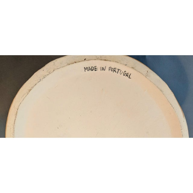 Ceramic Boho Chic Stoneware Vase and Pitcher For Sale - Image 7 of 9