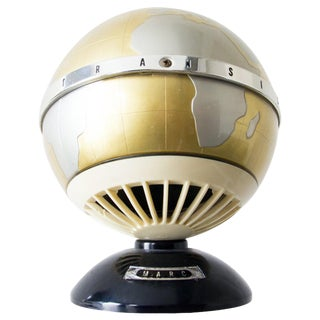 Marc Ntr-6g Radio Globe For Sale