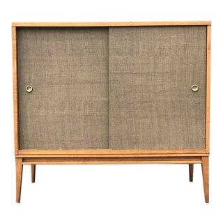 1960s Paul McCobb Credenza Cabinet For Sale