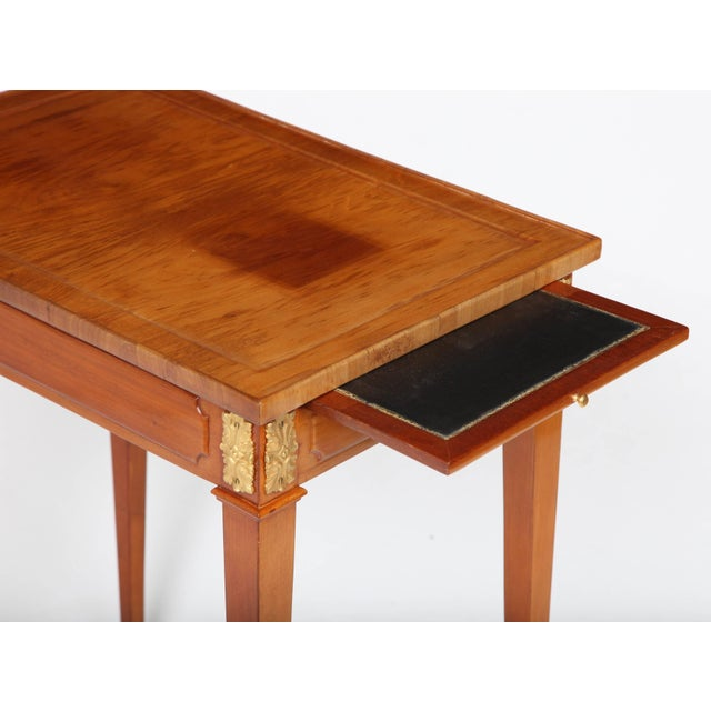 French Louis XVI Writing Table For Sale - Image 3 of 11
