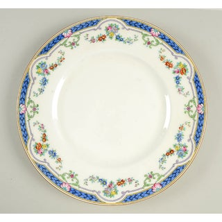 Minton Ripon Blue Dinner Plate - Set of 8 Preview