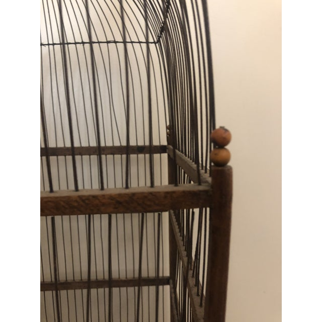 Early 20th Century Antique Birdcage For Sale - Image 5 of 6