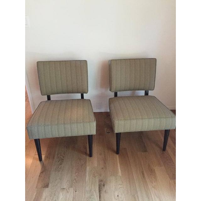 Room & Board Gigi Chairs - A Pair - Image 2 of 6