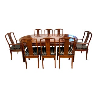 Vintage Used Dining Table Chair Sets For Sale Chairish