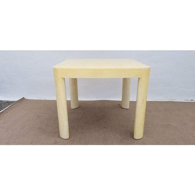 1960s Enrique Garcel Tessellated Bone Game Table For Sale - Image 13 of 13
