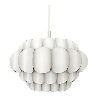 1960s Mid-Century Modern Metal Pendant Lamp by Orrling for Temde For Sale