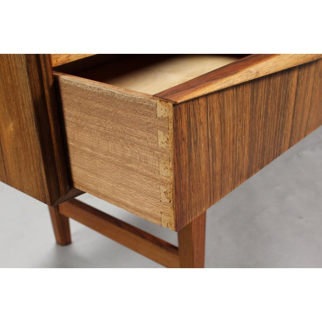 1950s 1950s Danish Modern Ew Bach for Sejling Skabe Rosewood Sideboard For Sale - Image 5 of 11
