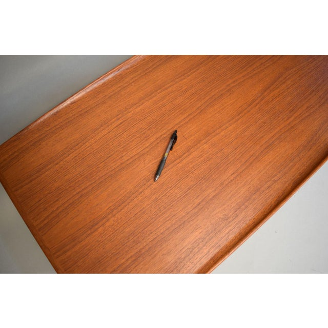 Dux Folke Ohlsson Sculptural Teak Coffee Table - Image 8 of 11