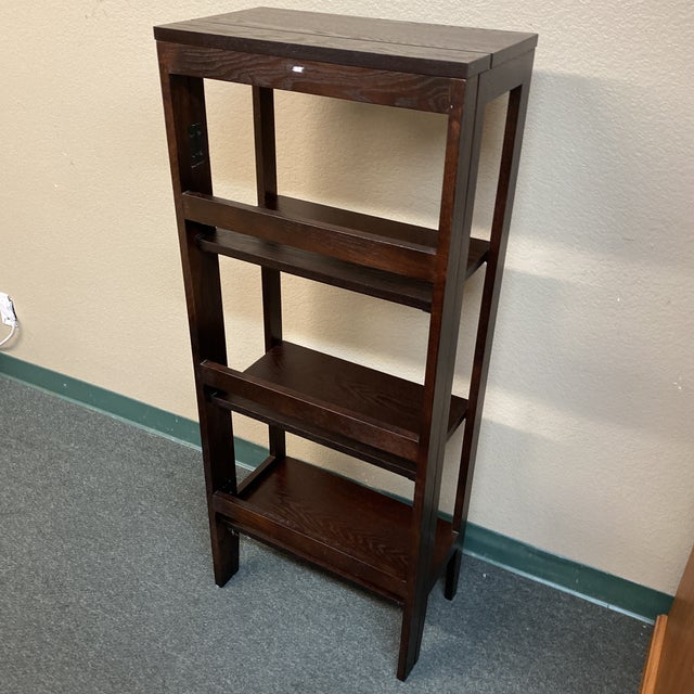 Folding Bookcase For Sale In San Francisco - Image 6 of 11