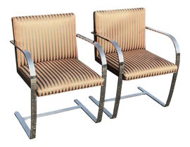 Image of Ludwig Mies van der Rohe Dining Chairs