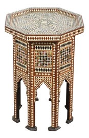 Image of Chocolate Side Tables