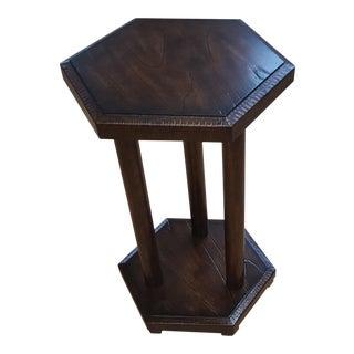 Bernhardt Pedestal Table For Sale