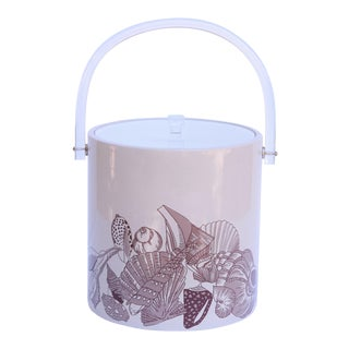 Coastal Theme Ice Bucket by Sigma 'The Tastesetter' For Sale