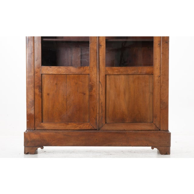 Pair of French 19th Century Louis Philippe Bibliotheques - Image 5 of 10