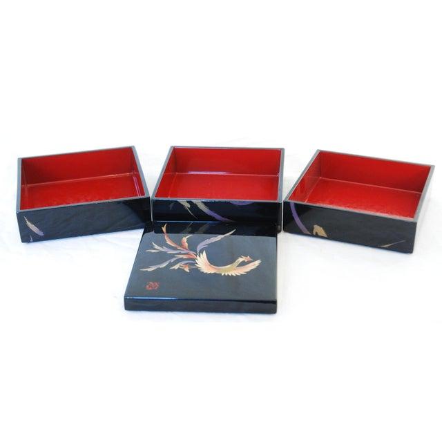 Japanese Yamamoto Kansai Lacquered Box - Image 4 of 5