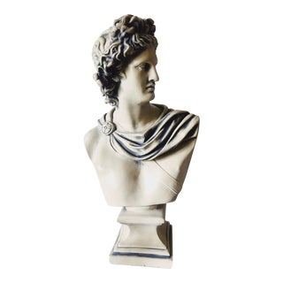 Apollo Bust For Sale