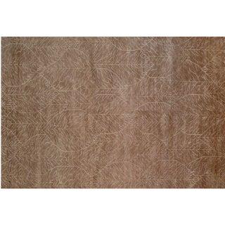 Stark Studio Rugs Traditional New Oriental Wool Rug - 6′ × 8′9″ For Sale