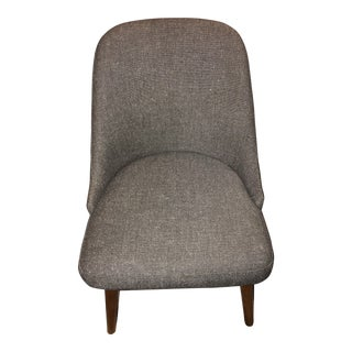 West Elm Mid-Century Dining Chair For Sale