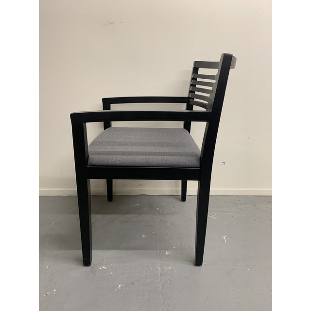 Modern 1990s Vintage Ricchio for Knoll Studios Chair For Sale - Image 3 of 13