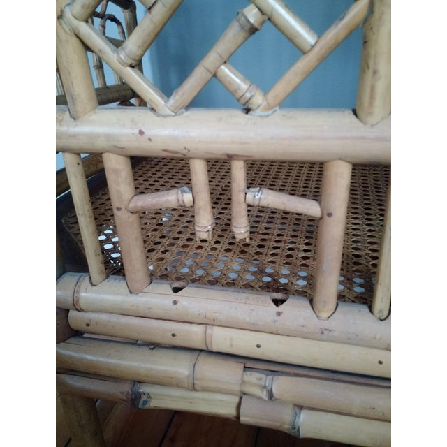 Brighton Pavilion Inspired Bamboo Chair - Image 6 of 7