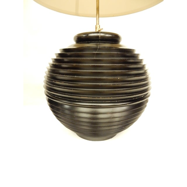 Mid-Century Modern Pair of Mid-Century Modern Lamps For Sale - Image 3 of 7