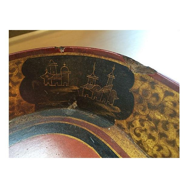 Chinoiserie Tray Table - Image 3 of 5