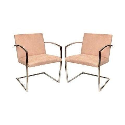 Brueton Romero Chairs - Set of 4 - Image 1 of 7