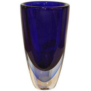 Mid-Century Modern Italian Vase by Alberto Doná For Sale