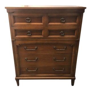 Vintage Traditional Drexel Dresser For Sale