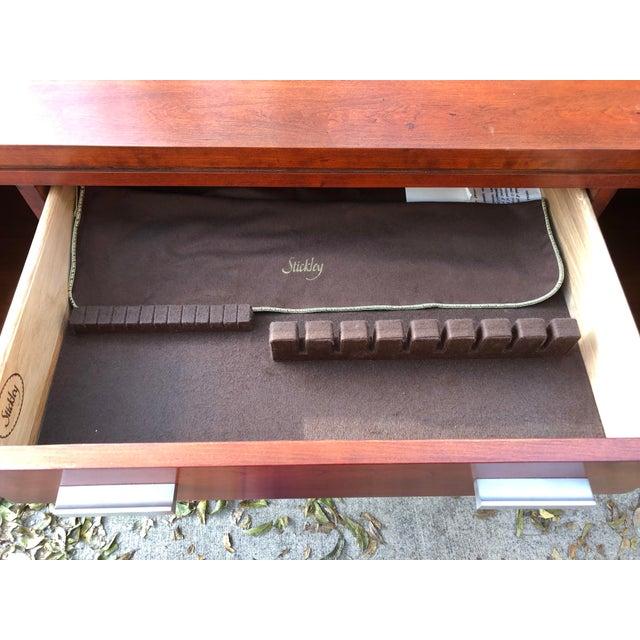 Stickley Metropolitan Sideboard For Sale In Austin - Image 6 of 8