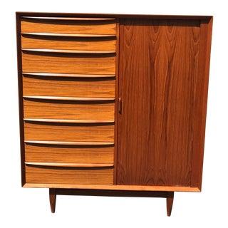 Danish Modern Dresser by Falster Denmark